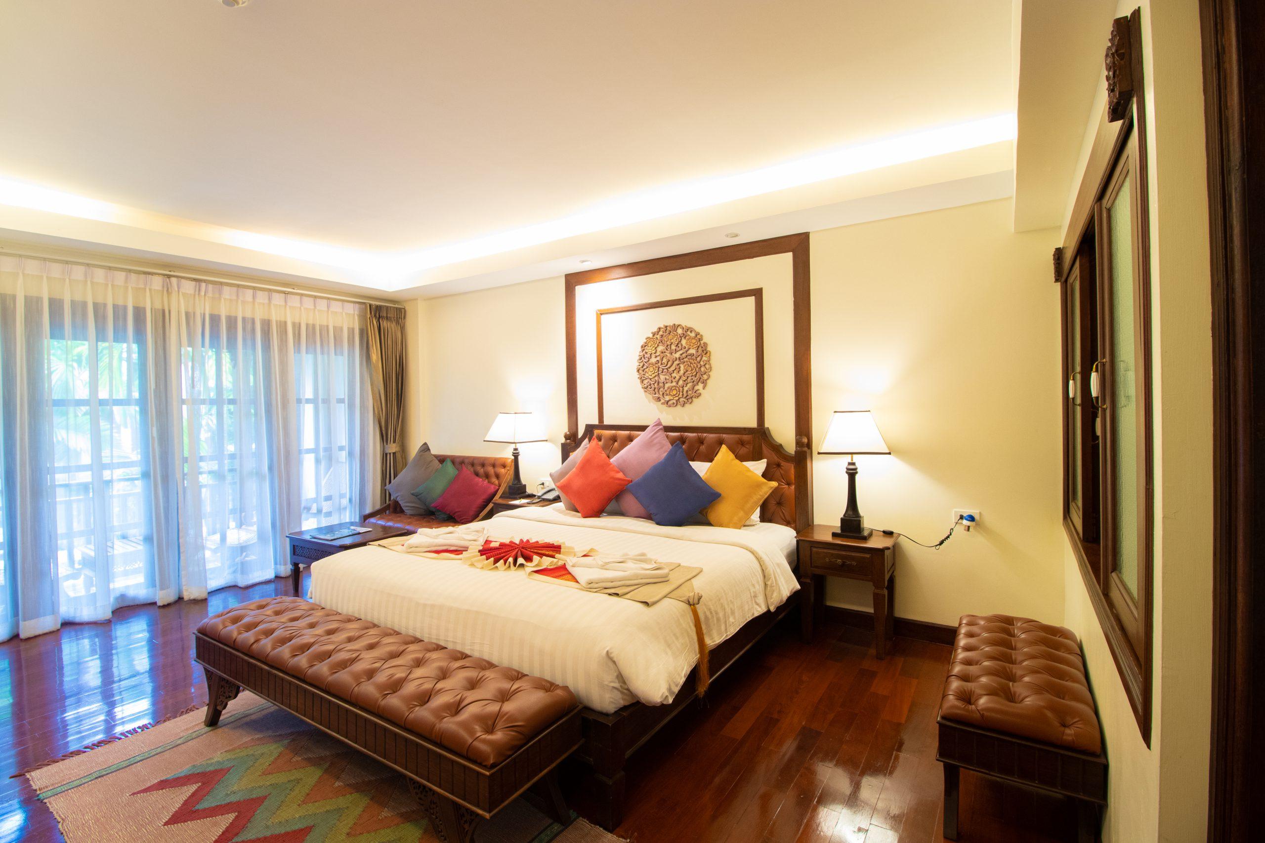 Twin bed Chiangmai